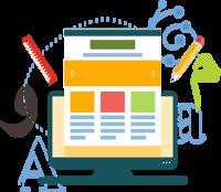 دورة تصميم المواقع الالكترونية