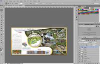 دورة انشاء لوح عرض مشاريع معمارية - POSTER