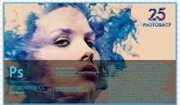 دورة احترافية لبرنامج الفوتوشوب للمبتدئين Adobe Photoshop CC 2015