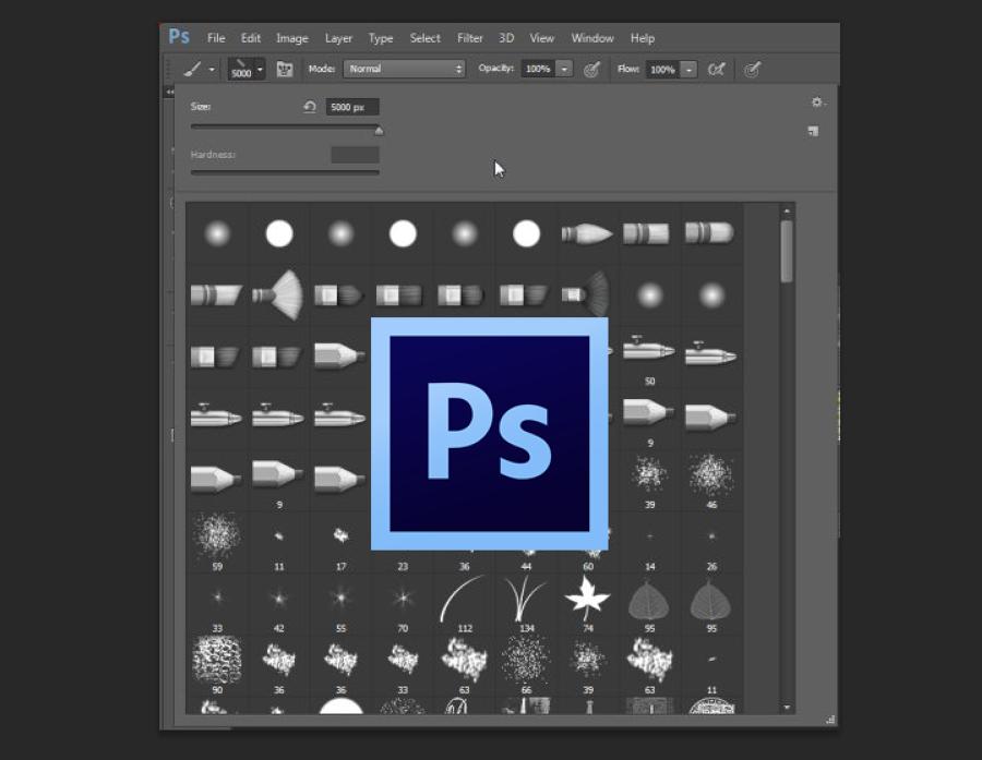 تعلم فرش الفوتوشوب (Brushes in Photoshop)