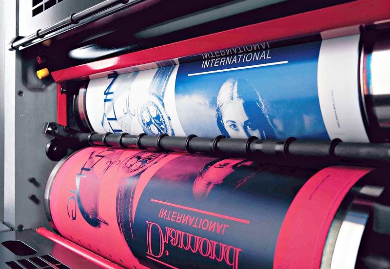 تكنولوجيا وتقنيات الطباعة (تصويري, إعدادي وتقديمي)
